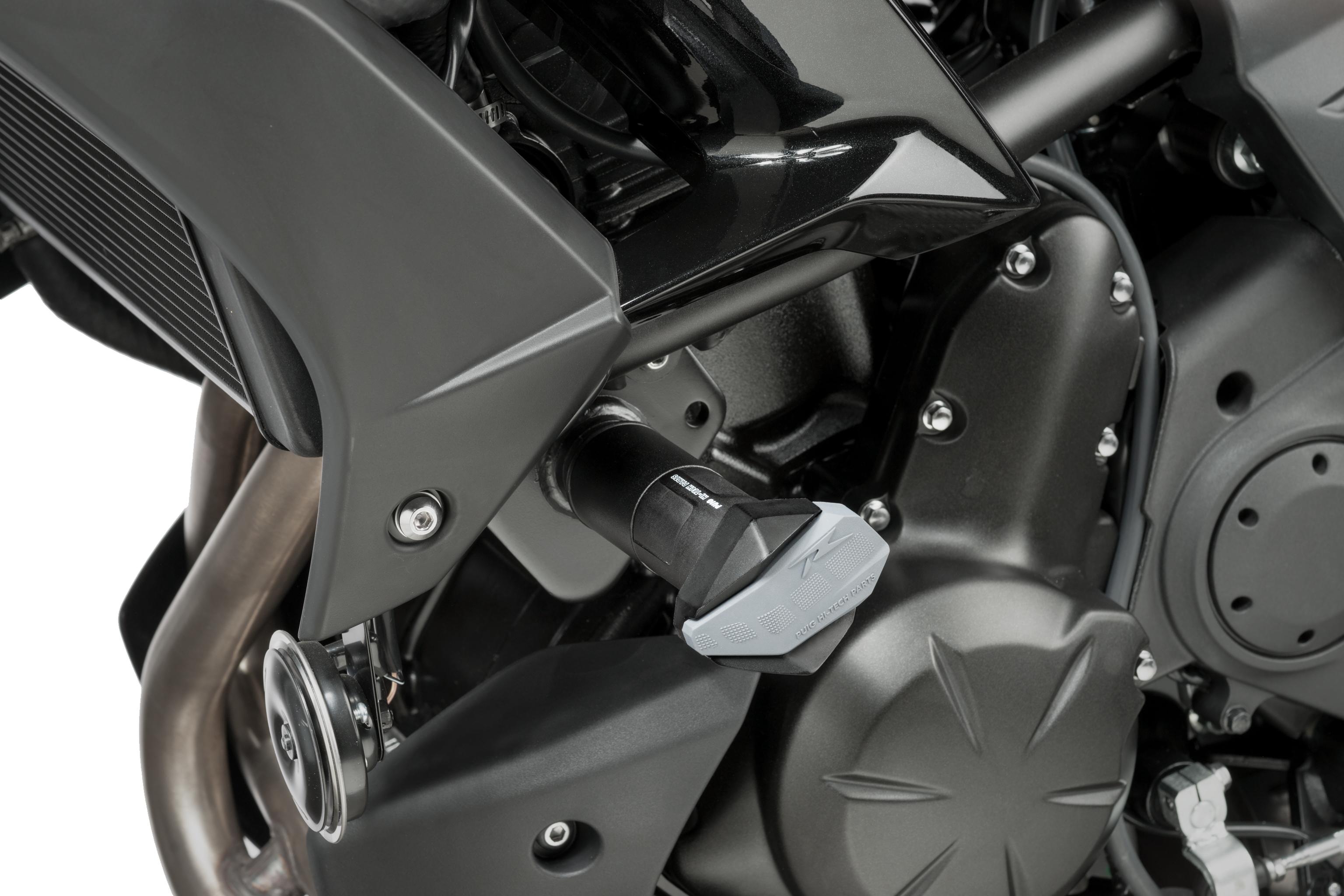8 colors Frame Sliders Crash Protector For Kawasaki KLE 650 Versys 2007-2015